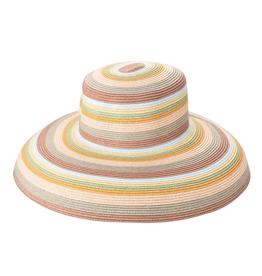 HAT-WIDE BRIM-STRIPED BELL, ULTRABRAID