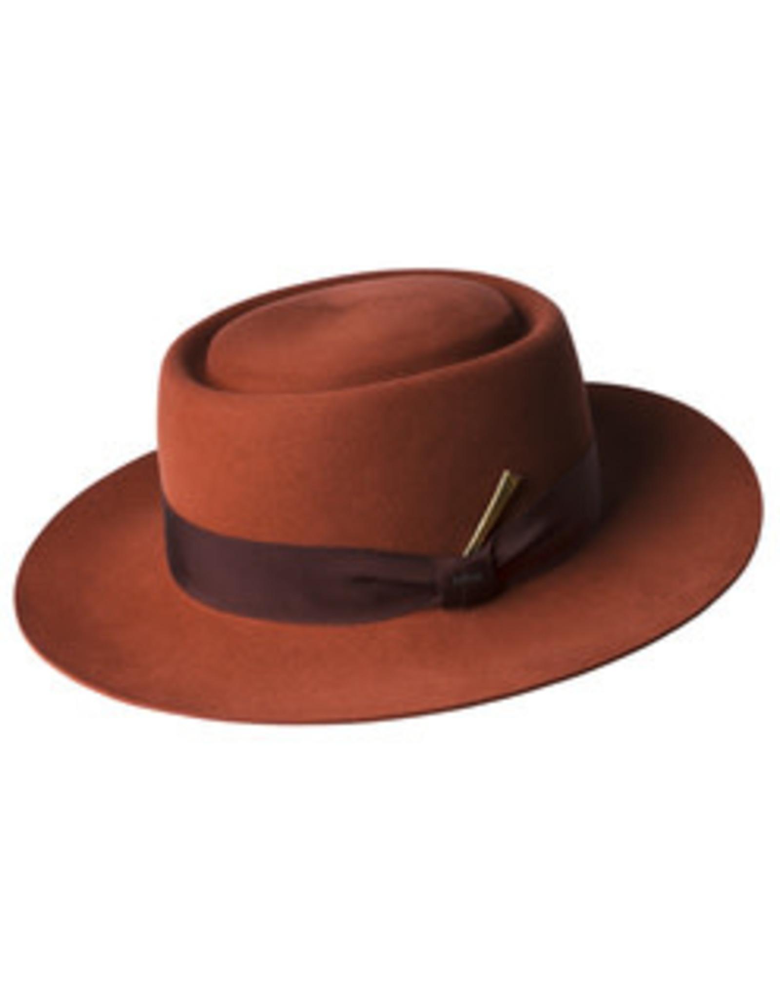 "Bailey Hat Co. HAT-PORK PIE ""WALSH"""