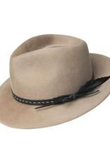 "Bailey Hat Co. HAT-FEDORA ""COLBY"" W FURLIKE FINISH"