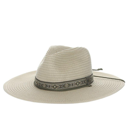 "HAT-WIDE BRIM ""HIGH COUNTRY"" W/CORD"