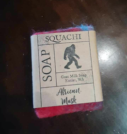 Squachi Soap SOAP-FELTED
