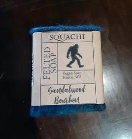 Squachi Soap SOAP-FELTED
