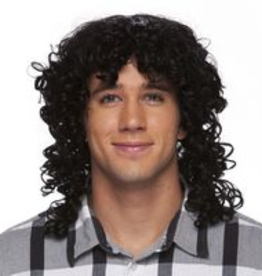 WIG-CTR-CURLY CHARACTER