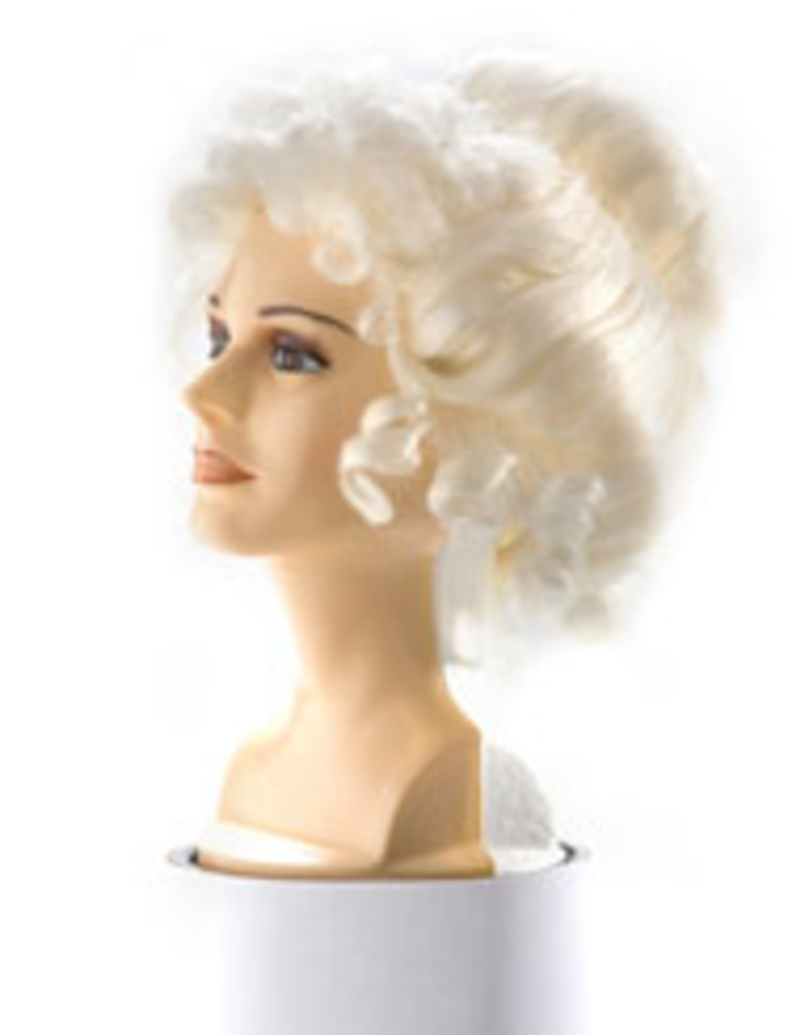 WIG-CTR-PRETTY GIBSON, WHITE
