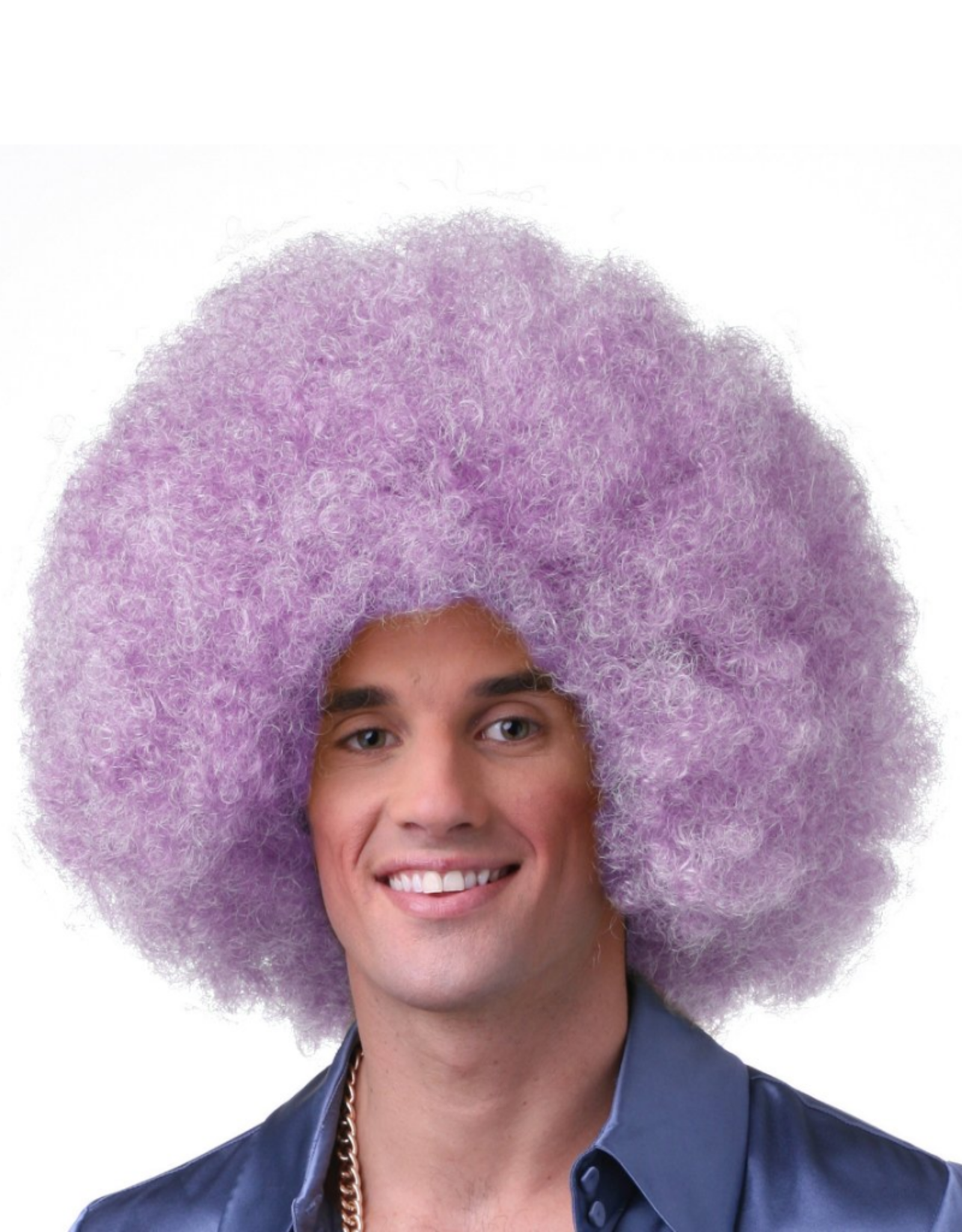 WIG-CTR-COLOR AFRO