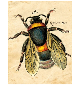 """CARD-JUST BECAUSE """"QUEEN BEE"""""""