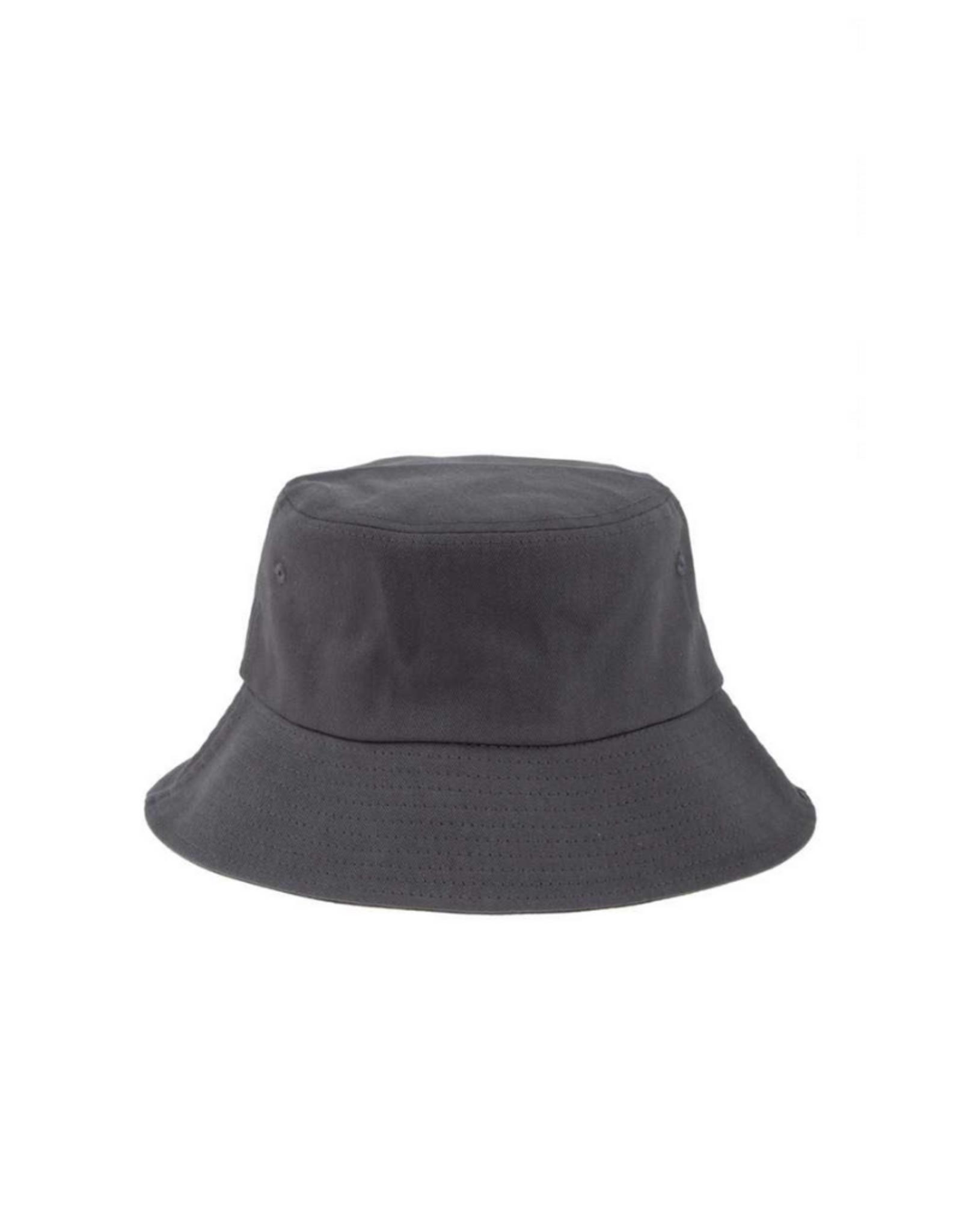 HAT-BUCKET DARK GREY