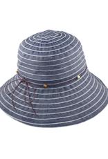 HAT-BUCKET RIBBON W/TIE
