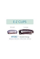 CLIPS, E-Z, SILVER