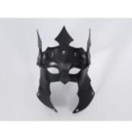 MASK-UNISEX MEDIEVAL, BLACK