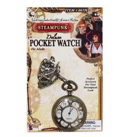 STEAMPUNK DLX POCKET WATCH(NON-FUNCTIONING)