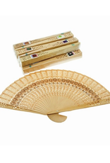 FAN-SCENTED WOOD, NATURAL