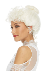 WIG-CTR-GIBSON, WHITE