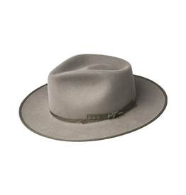 """Bailey Hat Co. HAT-FEDORA """"COLVER""""  W/BOUND EDGE NARROW BAND"""