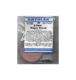 Kryolan FX-MAGIC BLOOD POWDER, 2 PART