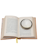 """MAGNIFYING GLASS-ROUND GLASS W/METAL, 3"""""""