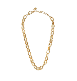 NECKLACE-MANGO CHAIN LINK