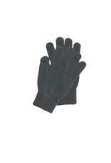 """GLOVES-KNIT """"THE GRIP"""" TOUCH SCREEN"""
