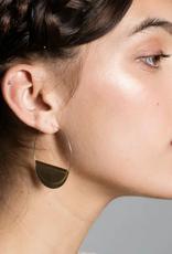 Faire/Amano Studio EARRINGS-HATHOR HOOP 1.5