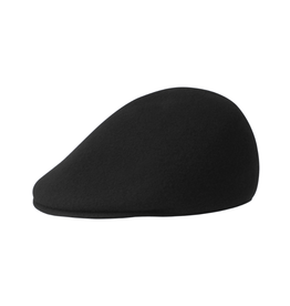 "Kangol HAT-FLAT CAP ""SEAMLESS WOOL 507"""