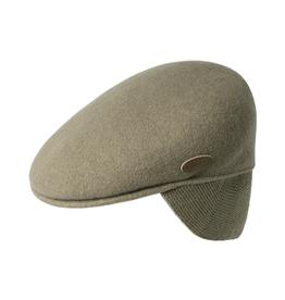 "Kangol HAT-IVY CAP ""WOOL 504 EARFLAP"""