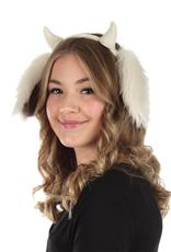 ANIMAL HEADBAND-GOAT EARS