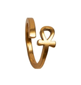 Faire/Museum Reproductions RING-ANKH