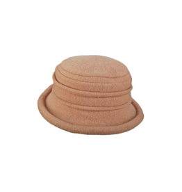 """HAT-CLOCHE-BOILED WOOL """"TULA"""""""