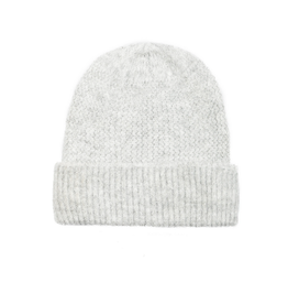 HAT-KNIT BEANIE-SMITH-SOLID