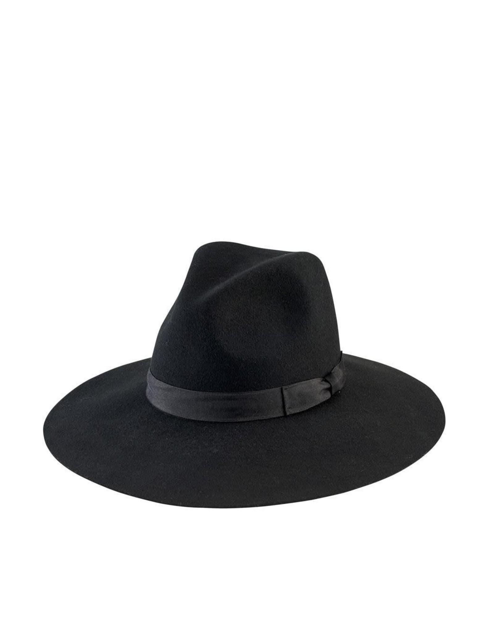HAT-FEDORA-BIG BRIM