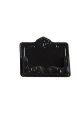 CARD HOLDER-METAL, 2-1/4x2-1/2