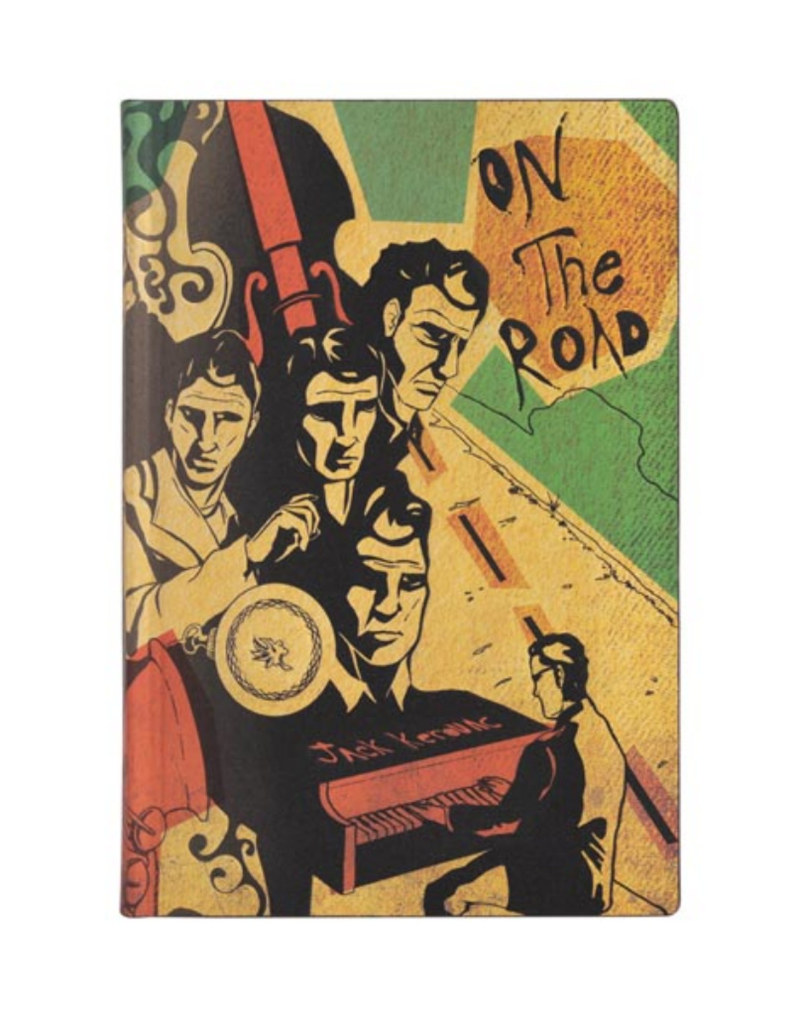 """JOURNAL """"ON THE ROAD""""SOFT MINI LINED"""