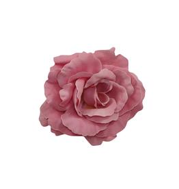 HEADWEAR-DECO FLOWER LG ROSE