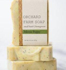 SOAP-MERRIE POPPY