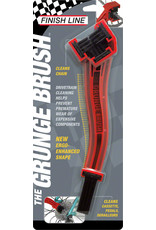 Finish Line Grunge Brush Cleaning Scrubber