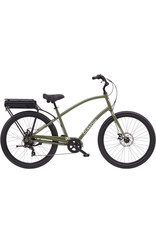 Townie Go! 7D Step Over Olive Men's