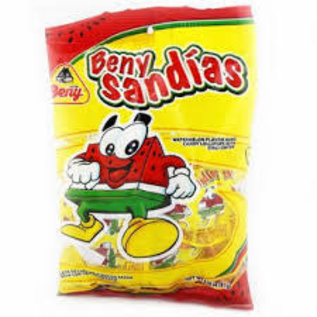 Beny Sandias With Chili