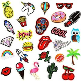 Loungefly Assorted Patches