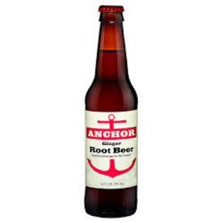 Soda at Rocket Fizz Lancaster Anchor Ginger Root Beer