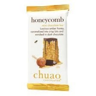 Rocket Fizz Lancaster's Chuao Honeycomb Dark Chocolate Mini Bars