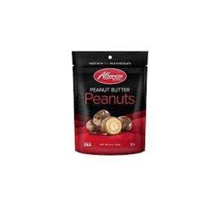 Rocket Fizz Lancaster's Albanese Milk Chocolate Peanut Butter Double Dipped Peg Bag