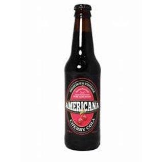 Soda at Rocket Fizz Lancaster Americana Cherry Cola
