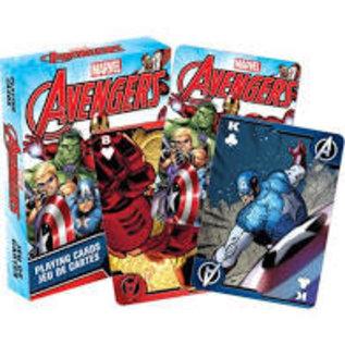 Rocket Fizz Lancaster's Avengers Comics Playing Cards