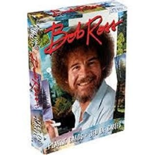 Rocket Fizz Lancaster's Bob Ross Quotes Playing Cards