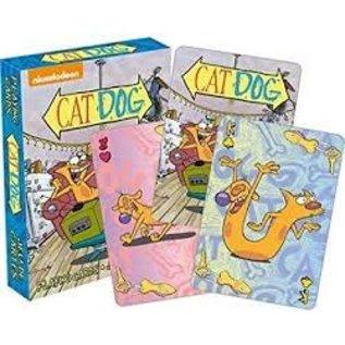 Rocket Fizz Lancaster's Cat Dog Playing Cards