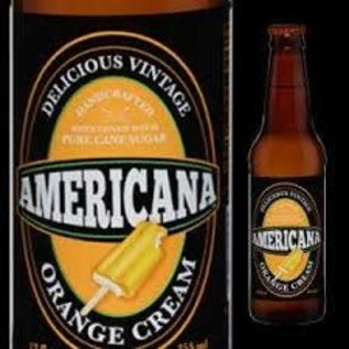 Soda at Rocket Fizz Lancaster Americana Orange Cream