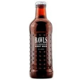 Soda at Rocket Fizz Lancaster Bawls Guarana Root Beer Glass