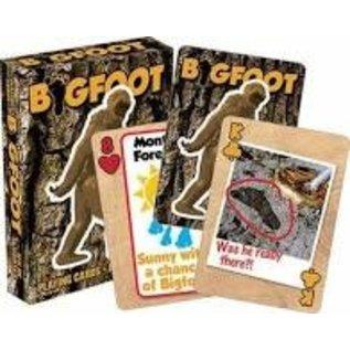 Rocket Fizz Lancaster's Bigfoot Playing Cards