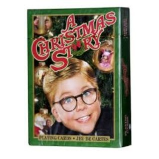 Rocket Fizz Lancaster's A Christmas Story Playing Cards
