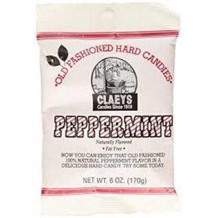 Rocket Fizz Lancaster's Claeys Candy Natural Peppermint Bag